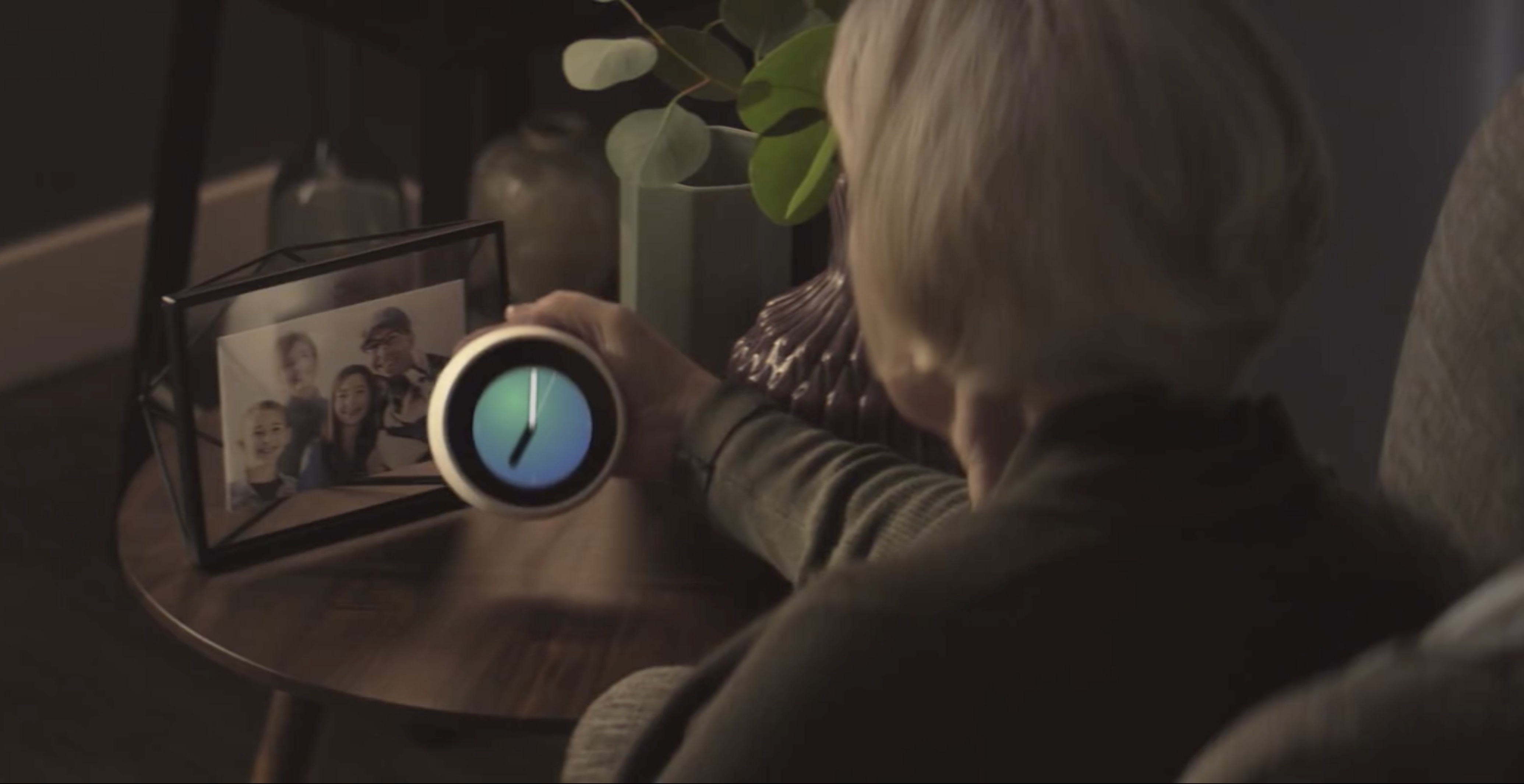 Amazon Echo Cant Make Video Calls Unless You Have A Phone Las Wiring Money To Vegas This Still Frame From Commercial For Amazons Spot Shows Grandmother Using Her New Device