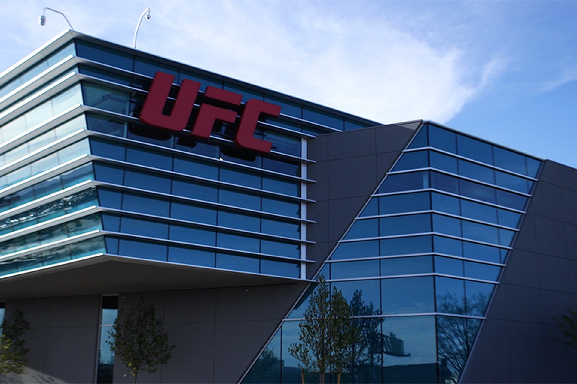 Las Vegas Headquarters Of Ufc To Get New Look Video