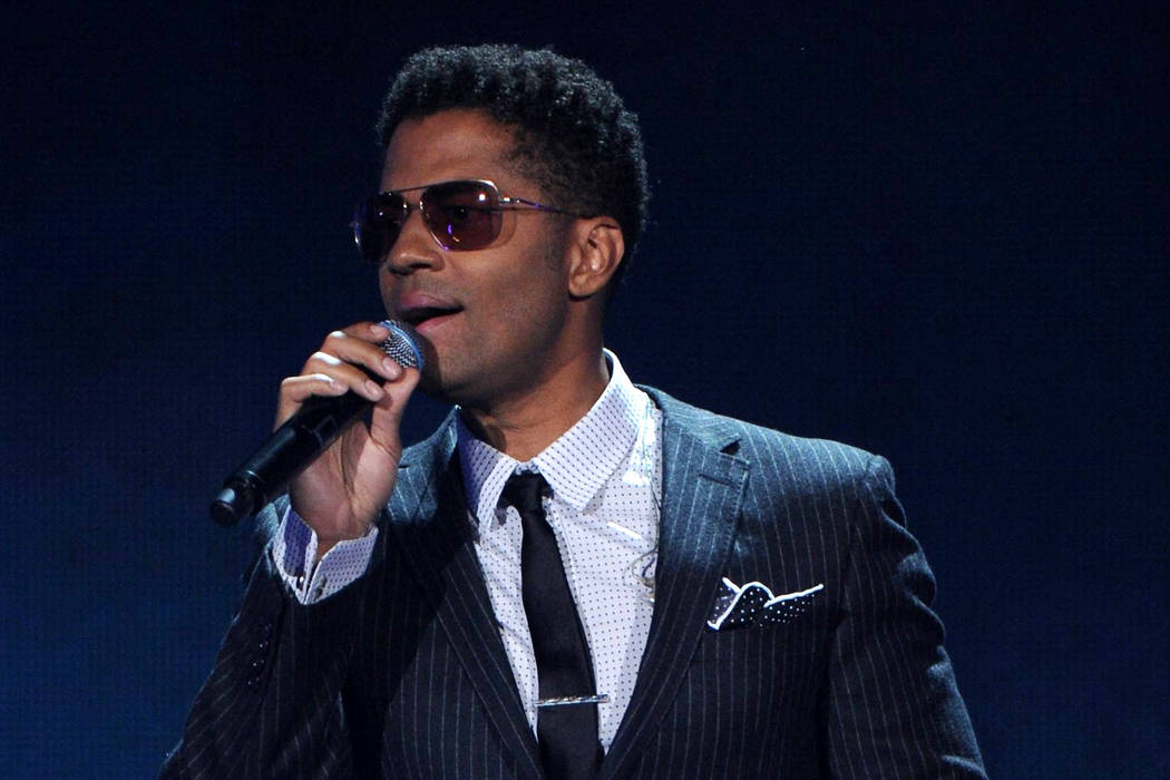 Eric Benet performs onstage at the 2013 Soul Train Awards at the Orleans Arena on Friday, Nov. 8, 2013 in Las Vegas. (Photo by Frank Micelotta/Invision/AP)
