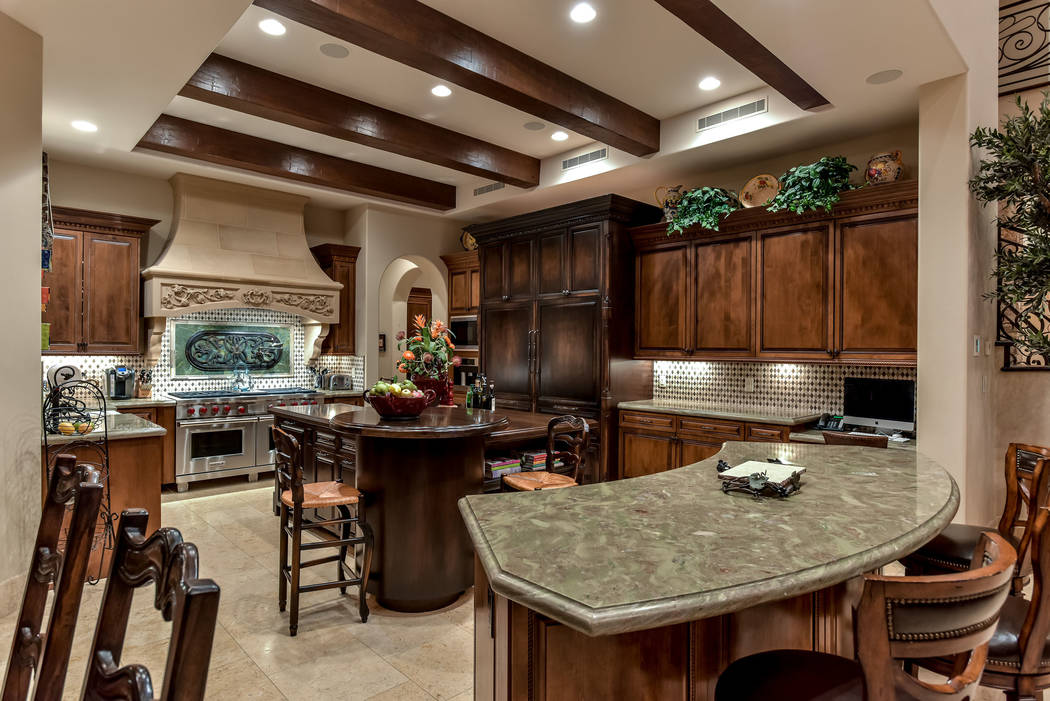 The kitchen. (Today's Realty Inc.)