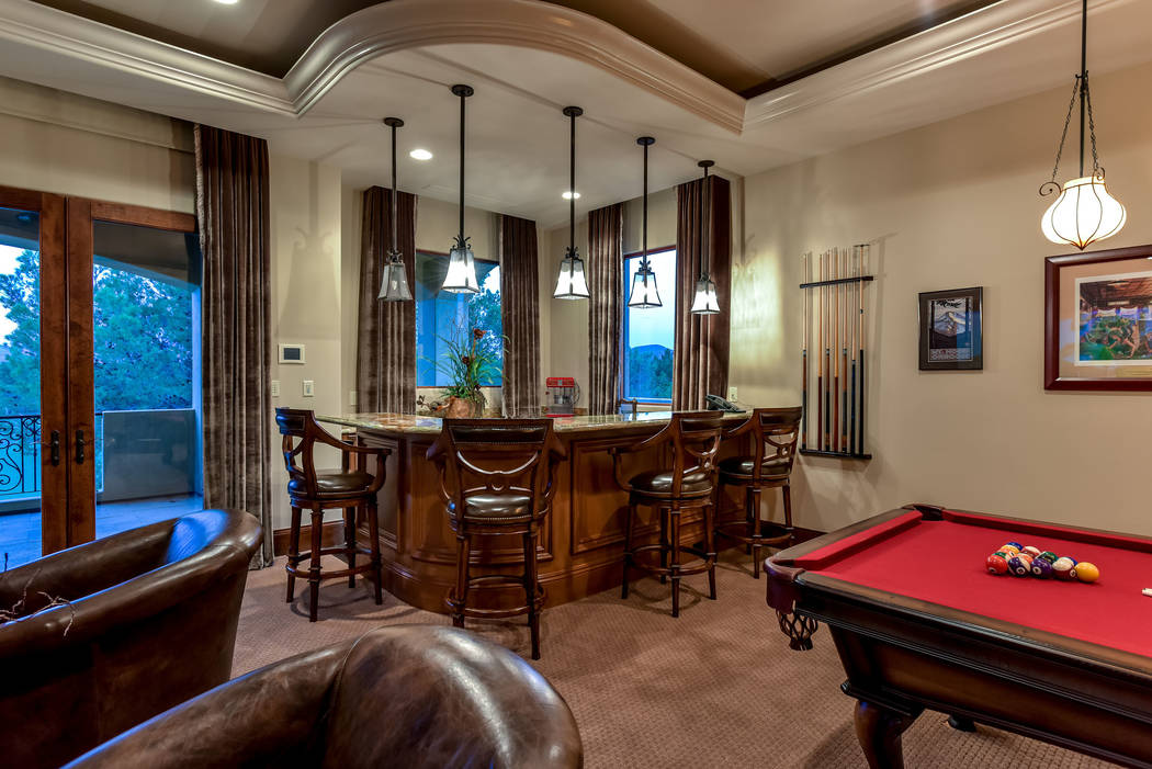The game room. (Today's Realty Inc.)