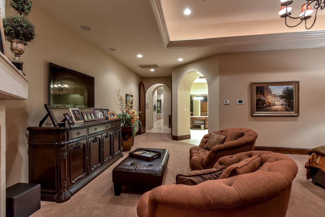 The master suite. (Today's Realty Inc.)