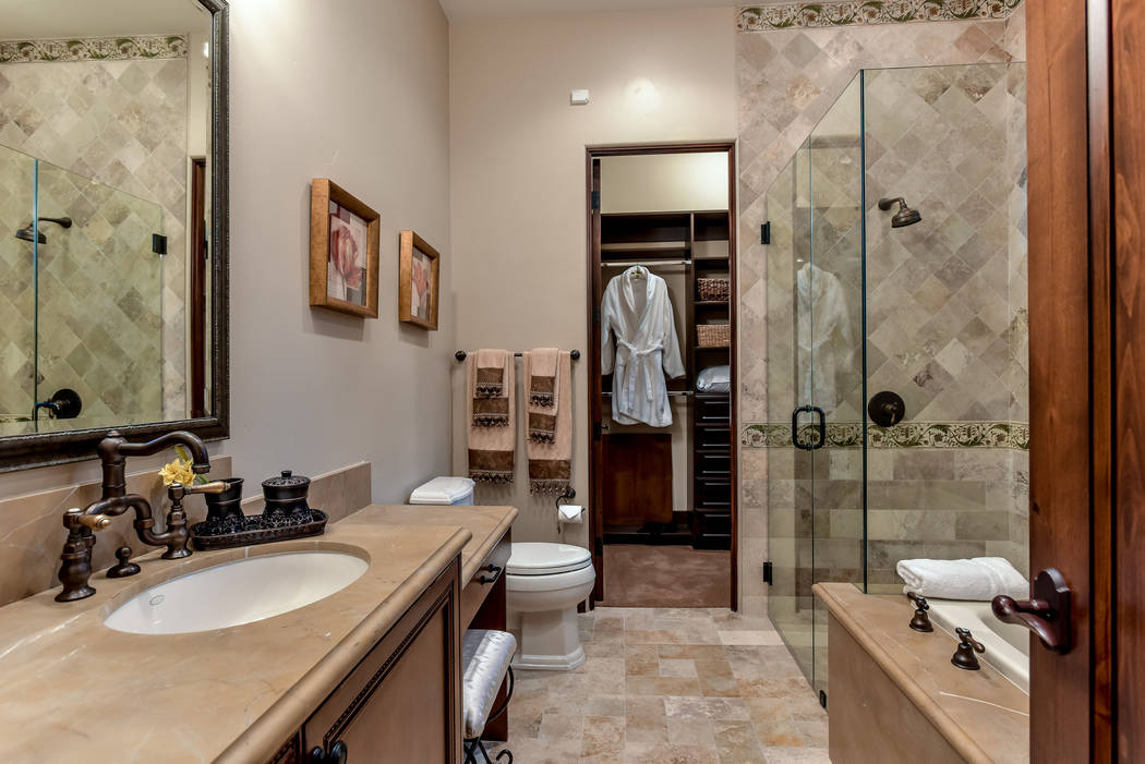 The casita has a bathroom and closet. (Today's Realty Inc.)