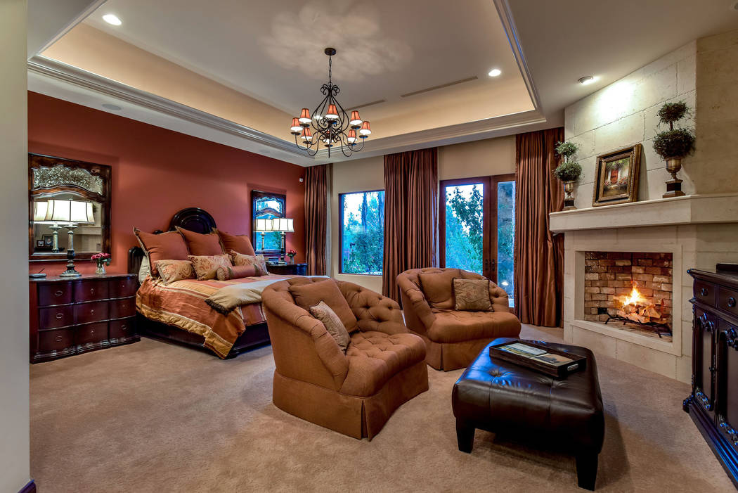 The master suite is large. (Today's Realty Inc.)