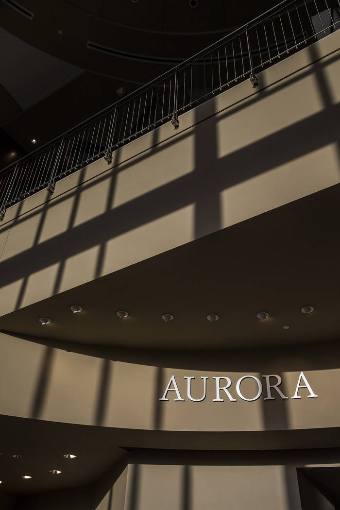 The Reflection Memorial Garden outside of Aurora City Hall will house the permanent memorial for victims of the Aurora Theater shooting. Photo taken on Tuesday, March 13, 2018, at Aurora City Hall ...