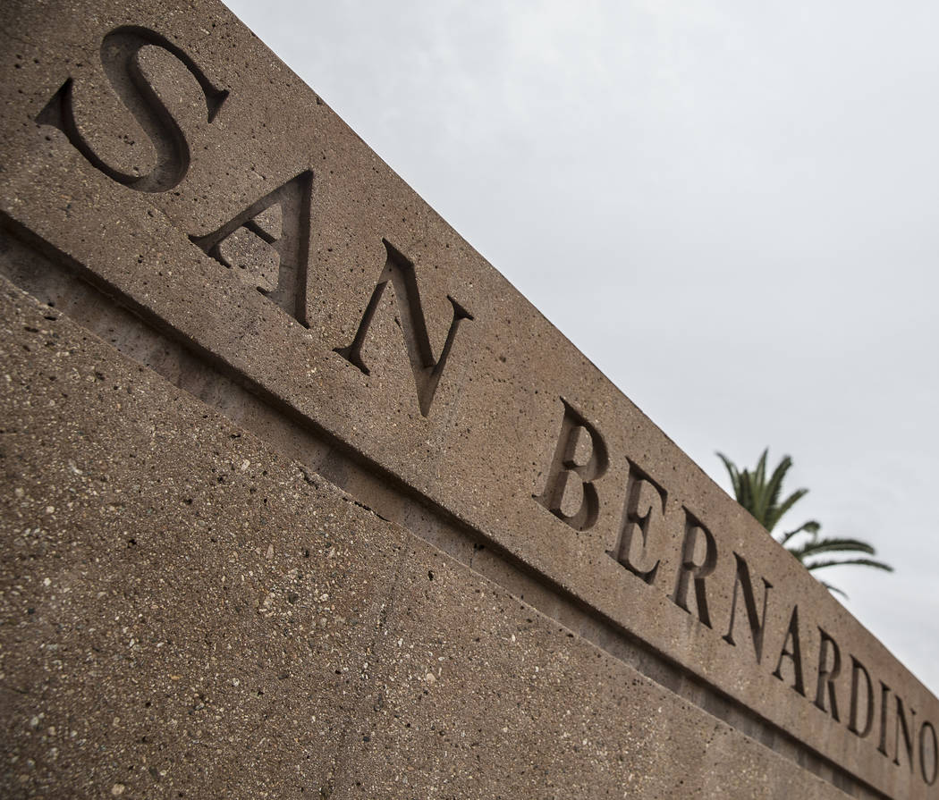 A permanent memorial for the victims of the San Bernadino shooting will likely be located in the courtyard of the San Bernardino County Government Center. On December 2, 2015, Syed Rizwan Farook a ...