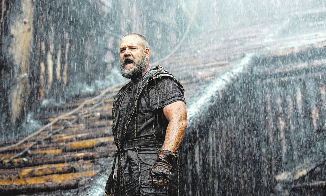 Russell Crowe is Noah in NOAH, from Paramount Pictures and Regency Enterprises.