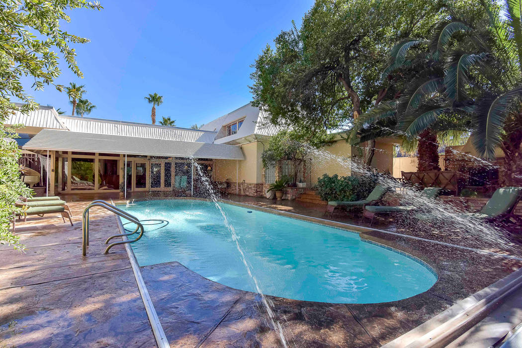 Historical Home In East Las Vegas Lists For 680k Las Vegas Review
