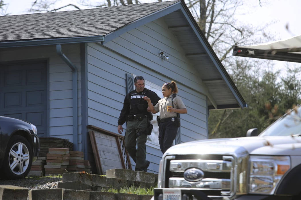 Authorities were investigating at the home of Jennifer Jean Hart, Sarah Margaret Hart and the six Hart children onThursday, March 29, 2018.ost of the activity appeared to be taking place inside th ...