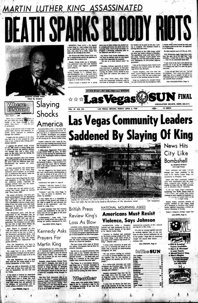 (Las Vegas Review-Journal, file)