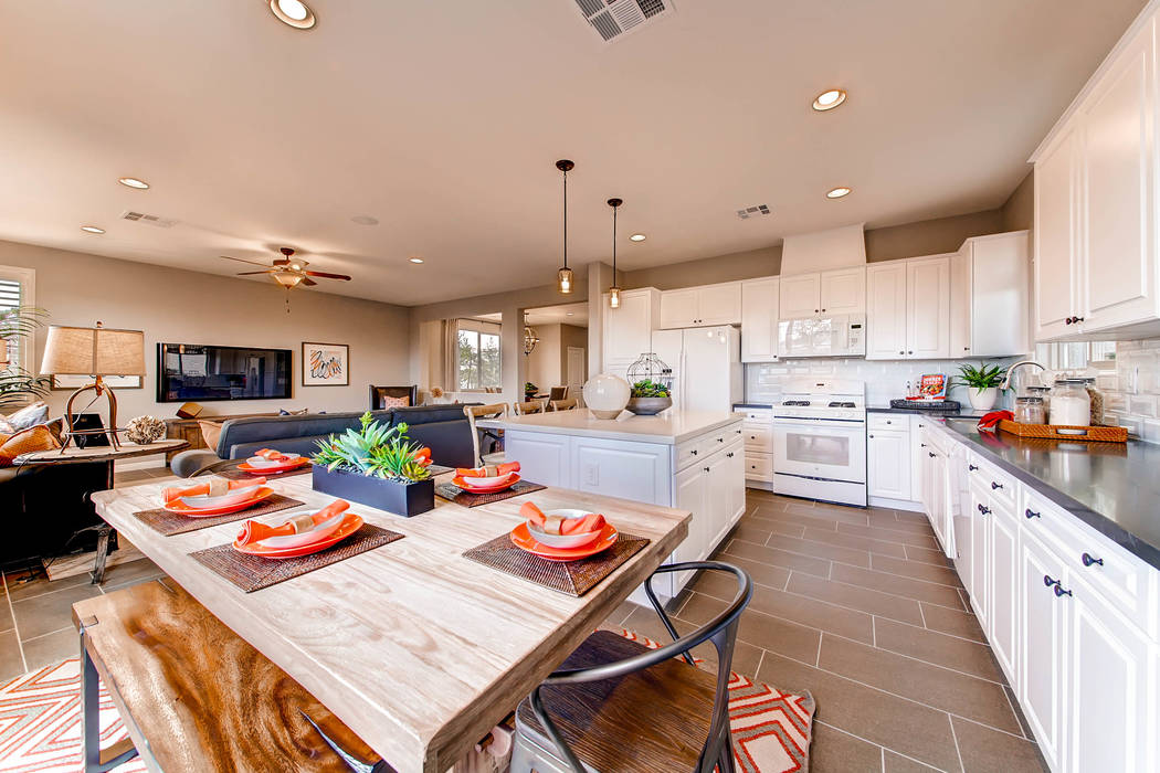 Warmington Residential offers new designs at three southwestern valley neighborhoods. (Warmington Residential)