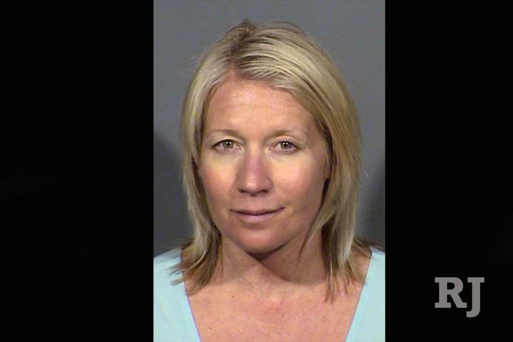 Teacher arrested on dui charge in crash at north las vegas school las vegas review journal
