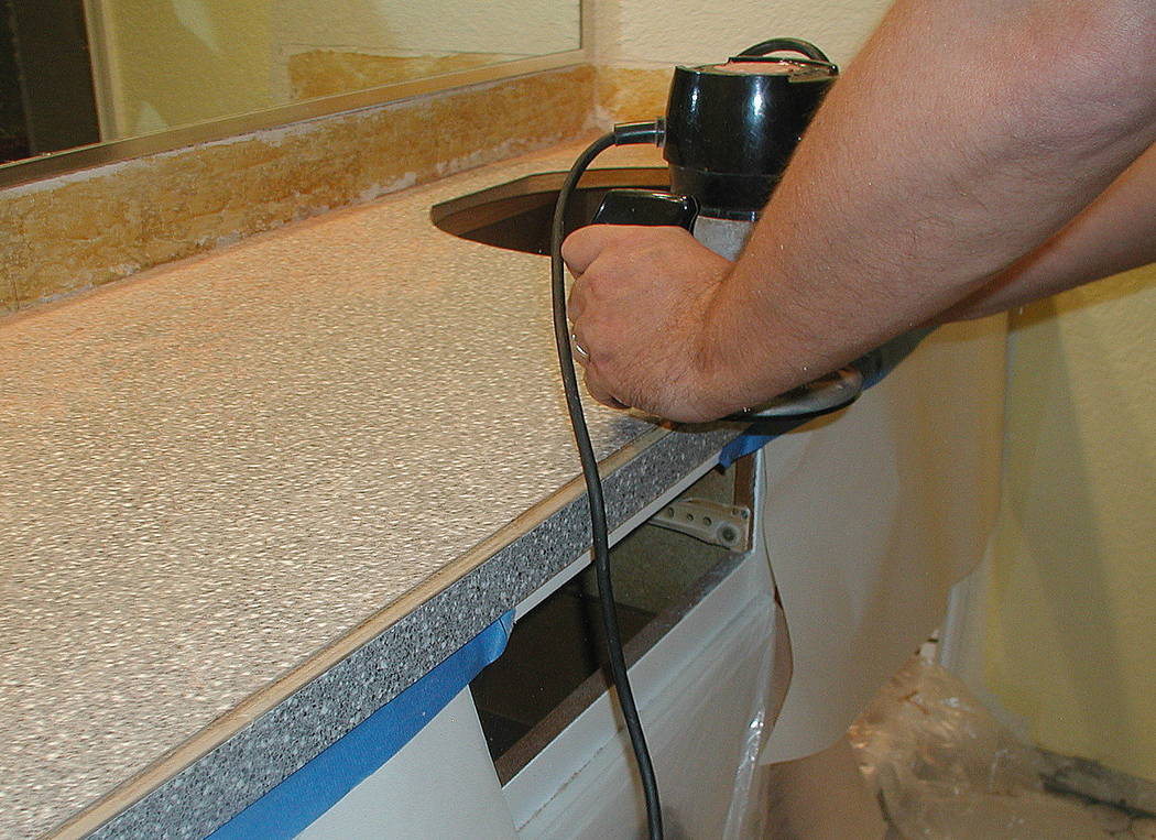 Premanufactured Laminate Countertops Are Easy To Install U2013 Las Vegas  Review Journal
