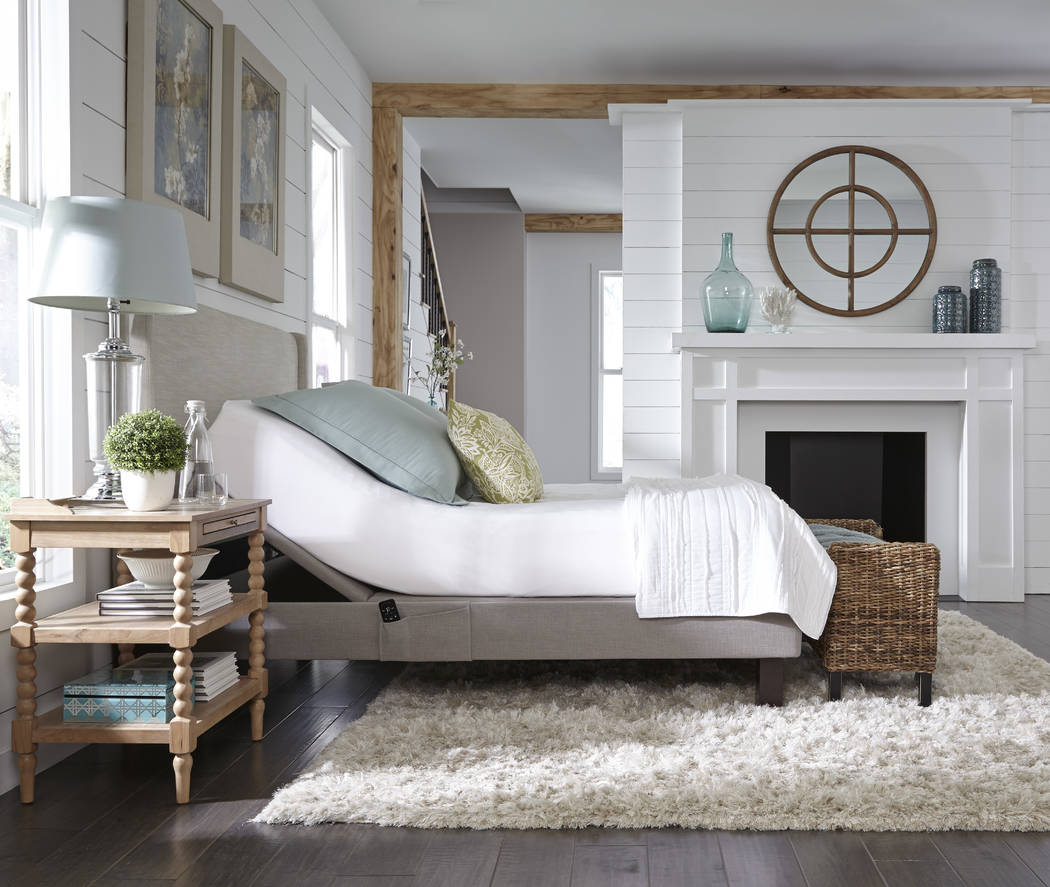 Ergomotion Ergomotion's Classic adjustable base offers all the features to take a bedroom to the next level. The foundation literally turns a customer's bedroom into a family room, morphing into ...