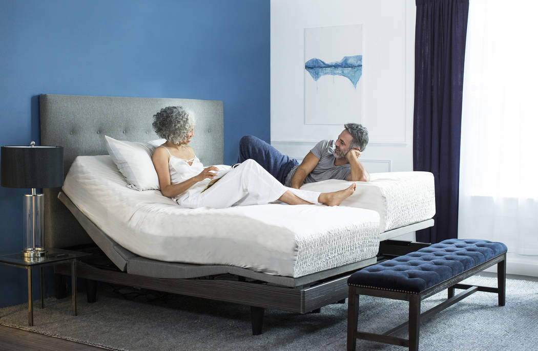 Adjustable Beds Create Comfortable Sleep Positions Las