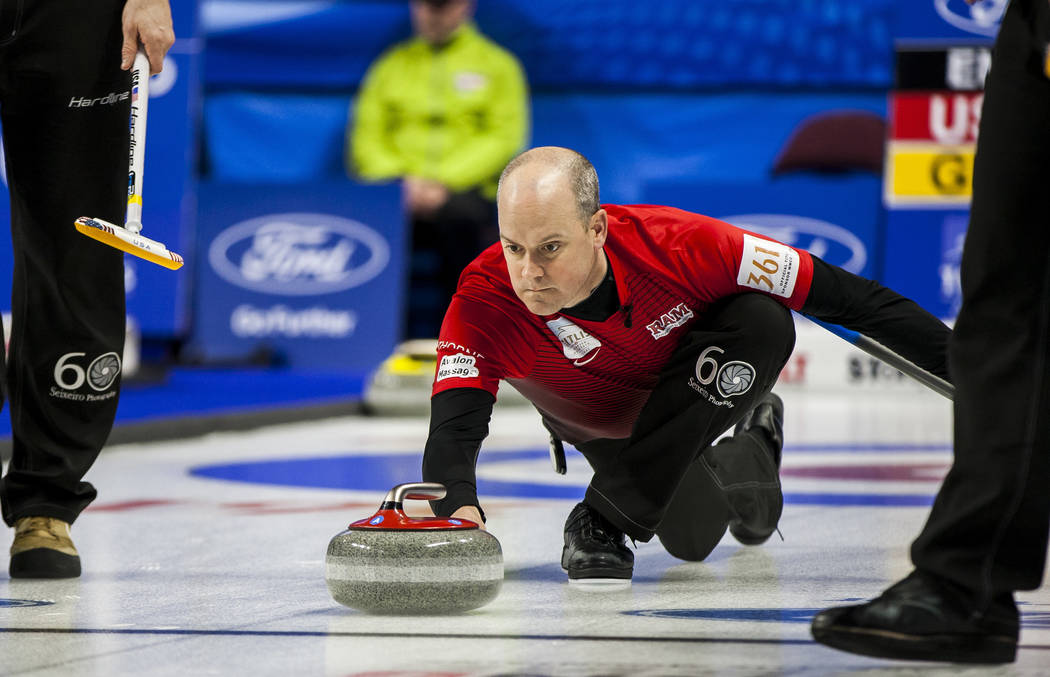 Rich Ruohonen returns to world championship for US curling