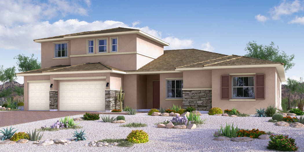 (Summit Homes of Nevada)