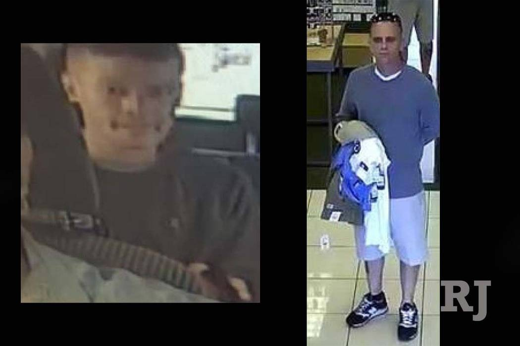 Metro is looking for three suspects in a string of armed robberies in the Las Vegas Valley. (Las Vegas Metropolitan Police Department)