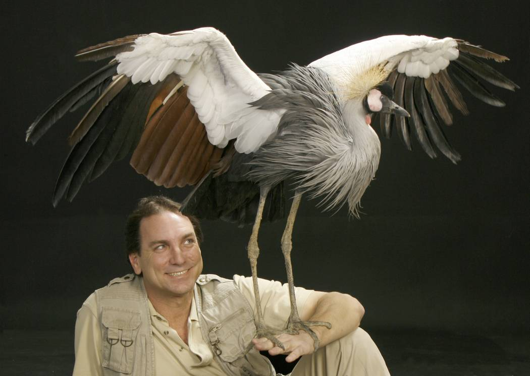 Joe Krathwohl, called The Birdman, will host an educational show including comedy, birds and a snake at Providence's free Earth Day event on April 21. (Providence)