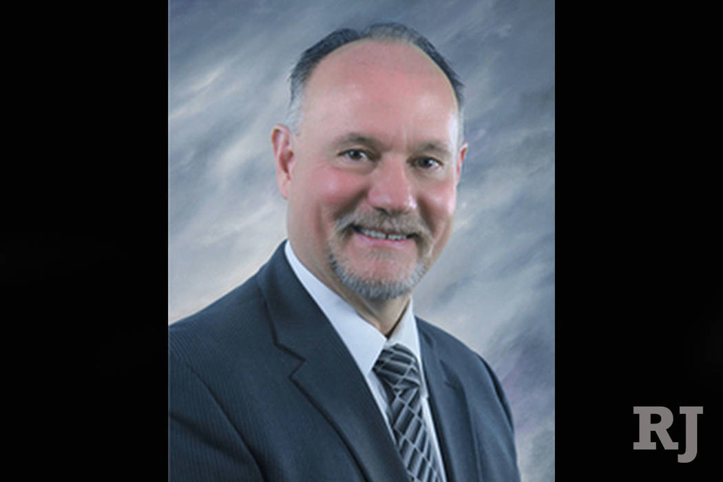 Henderson Assistant City Manager Gregory Blackburn was hired by the city despite a complaint that he sexually harassed a woman while he worked for the city of North Las Vegas. (Courtesy, city of N ...