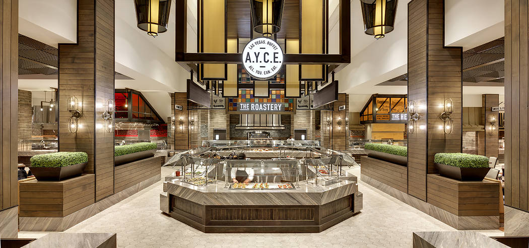 A.Y.C.E. Buffet at the Palms (Rouse Photography)
