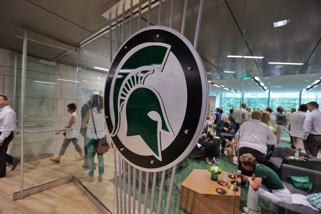 Woman sues Michigan State, says 3 basketball players raped her in 2015