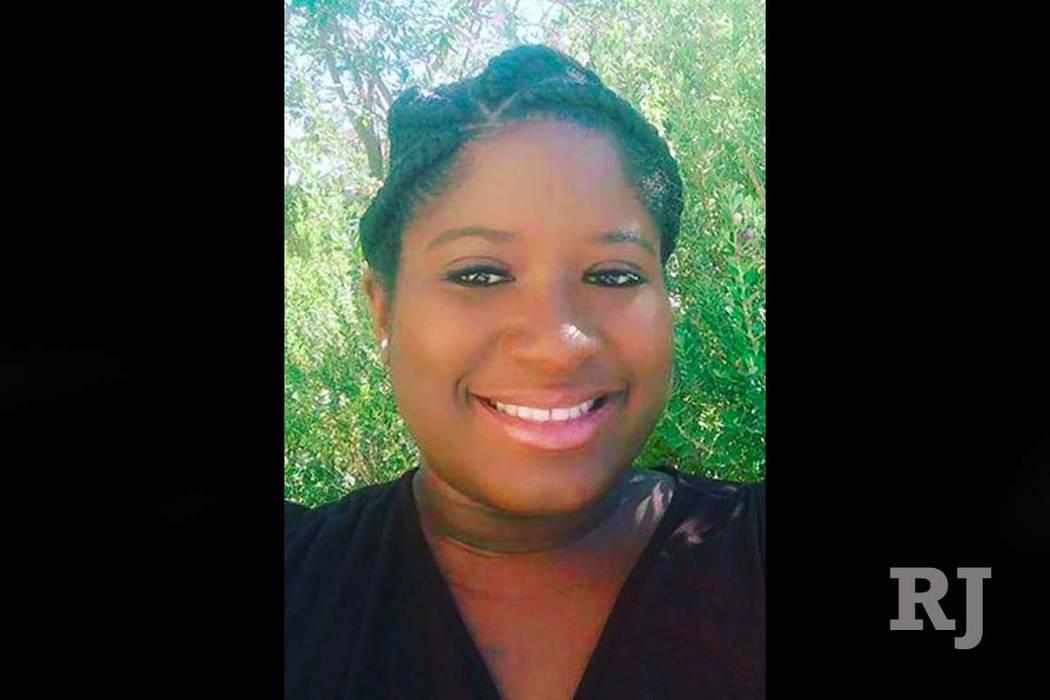Shyanne Briggs was shot more than a dozen times  on April 5, 2018, according to North Las Vegas police. (GoFundMe)