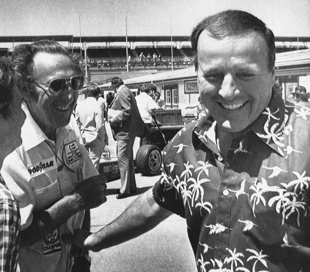 Former Indy 500 crew chief George Bignotti to be honored