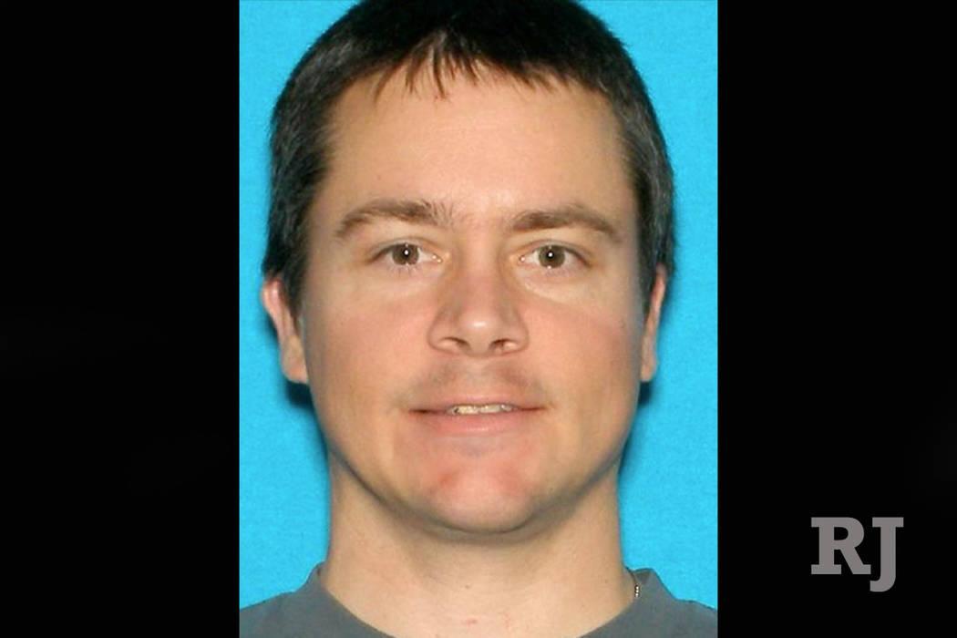 Anthony Wrobel, 42 (Las Vegas Metropolitan Police Department)
