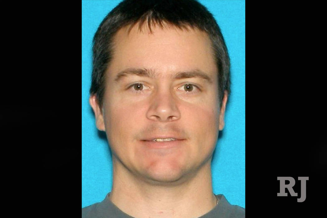 Anthony Wrobel, 42 (Las Vegas Metropolitan Police Department)