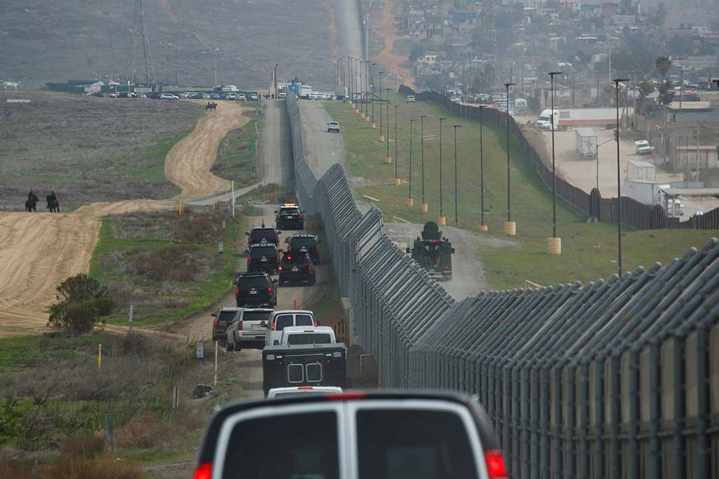 California rejects Trump administration plan for National Guard troops on border