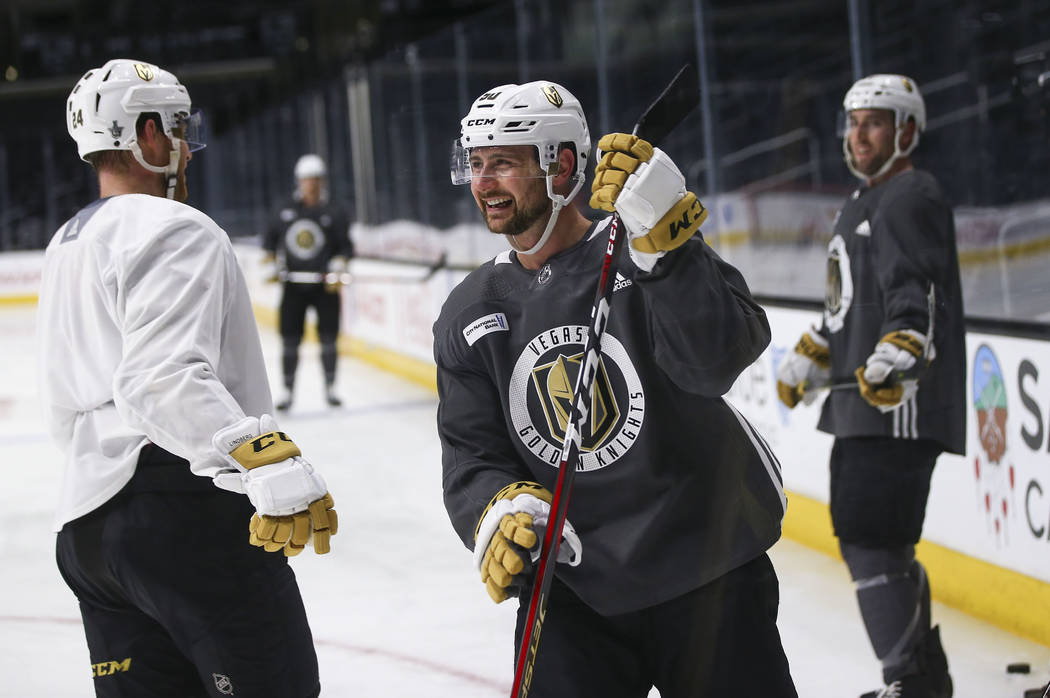 8db8a45b7 Tomas Tatar s response to scratch defines Golden Knights success ...