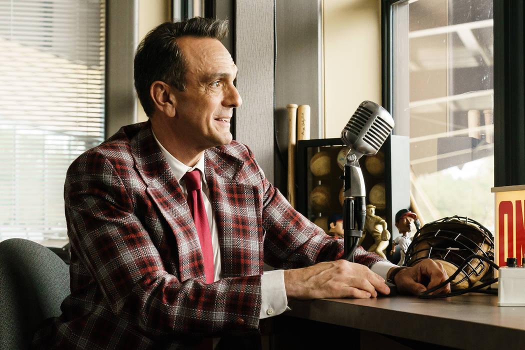 "Hank Azaria stars in ""Brockmire."" (Tina Rowden/IFC)"