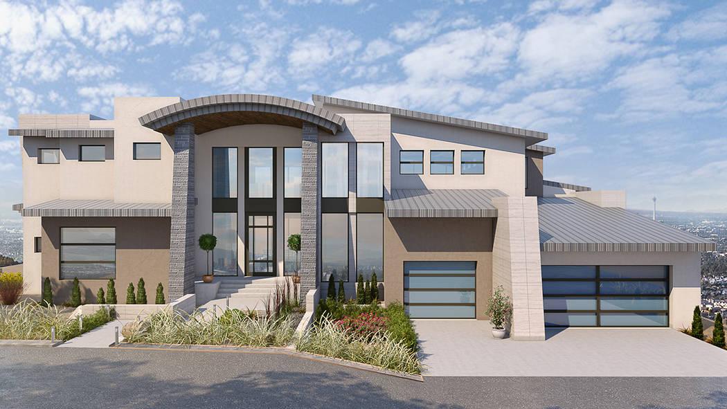 Bella Vista Estates Bella Vista Estates developer said the new community's homes will include classic Mediterranean, Tuscan, Santa Fe and desert contemporary designs.