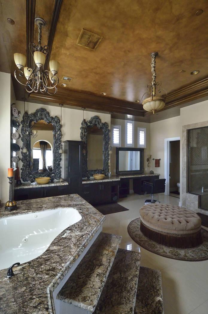 The master bath. (Bill Hughes Real Estate Millions)