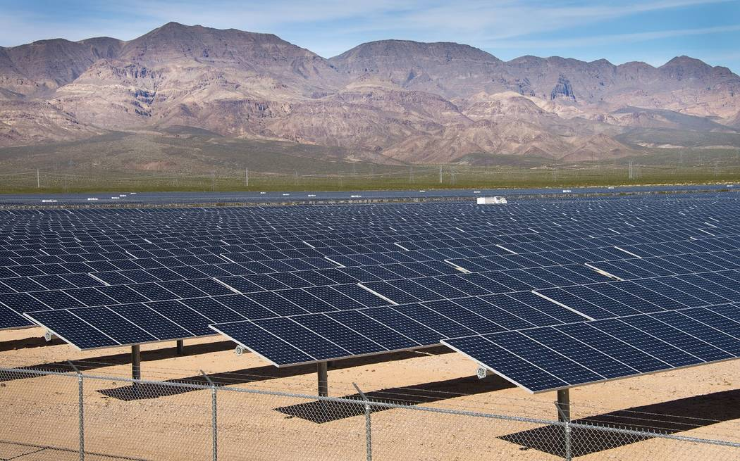 Rosen bill repeals Trump administration tariffs on portray voltaic panels – Las Vegas Evaluate-Journal thumbnail