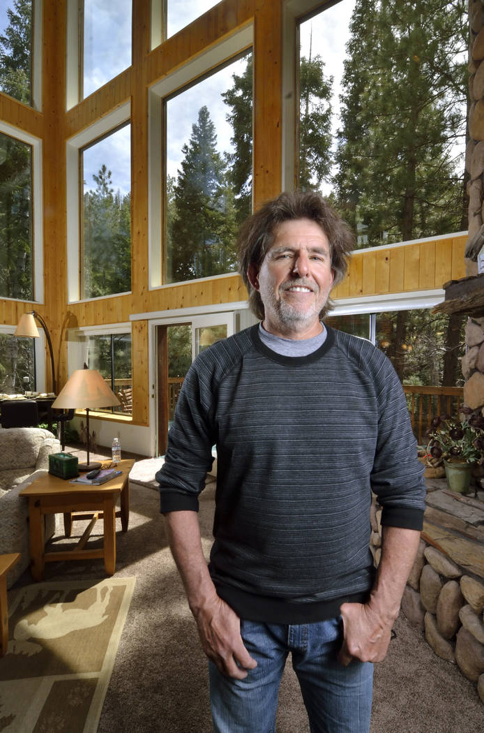 Custom homebuilder and Realtor Garry Tomashowski talks about how he designed his Mount Charleston home, which is listed for $939,000 through his family's company, Mt. Charleston Realty Inc. (Bill ...