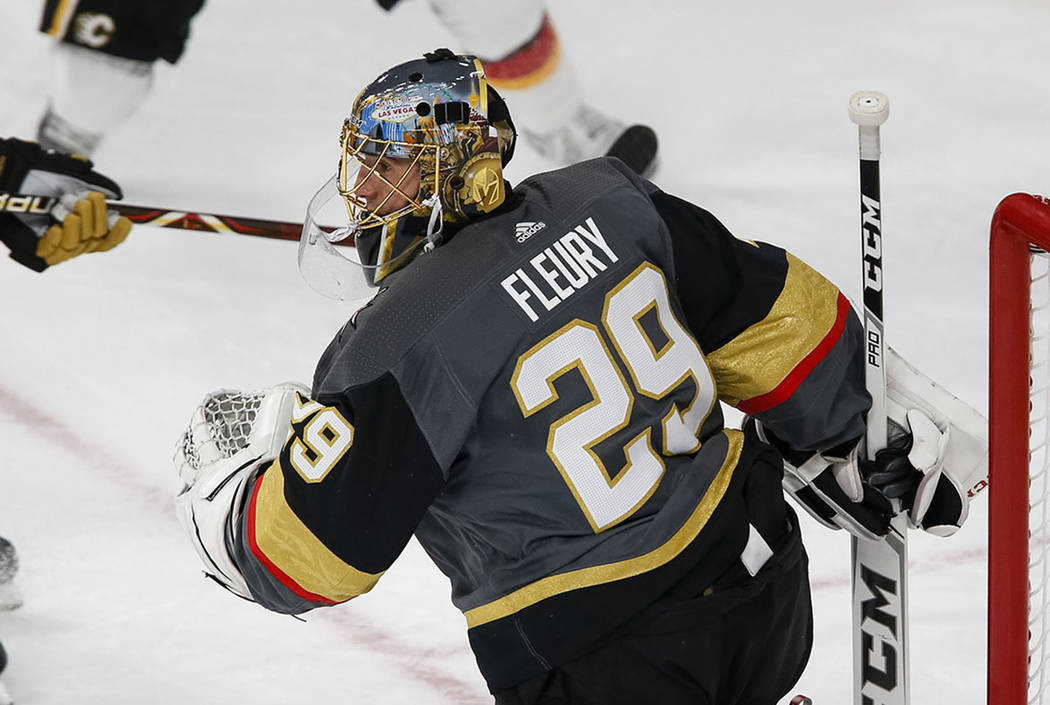 wholesale dealer caa8a f2458 Marc-Andre Fleury's Knights jersey is NHL's 4th-highest ...