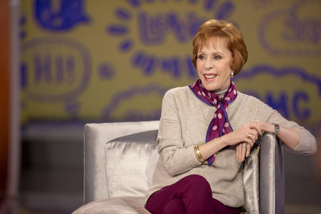 A LITTLE HELP WITH CAROL BURNETT (Netflix)