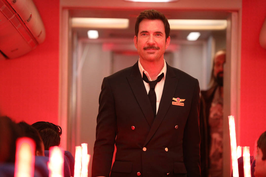 LA TO VEGAS: Dylan McDermott in the Ҕhe ProposalӠseason finale episode of LA TO VEGAS airing Tuesday, May 1 (9:00-9:30 PM ET/PT) on FOX. CR: FOX