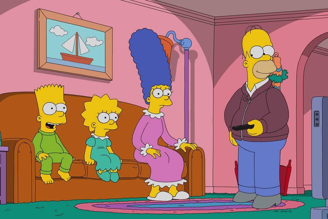 THE SIMPSONS: Grampa makes a confession to Homer while on his deathbed. After his recovery, he comes to realize that this issue will not be easy to reconcile in the ÒForgive and RegretÓ ...