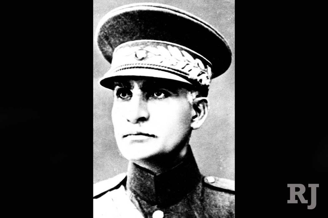 Reza Shah Pahlavi (AP)