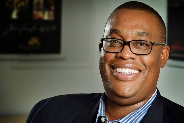 Las Vegas Ward 5 City Councilman Cedric Crear (Las Vegas Review-JournaL)