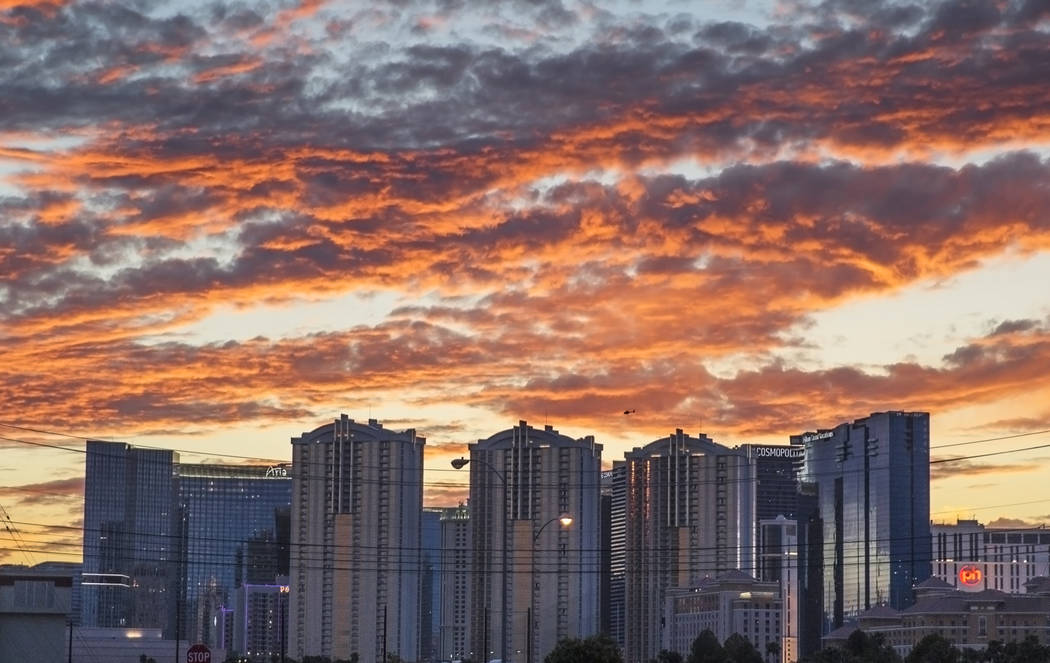 Las Vegas resorts relying more on non-gaming options, expert