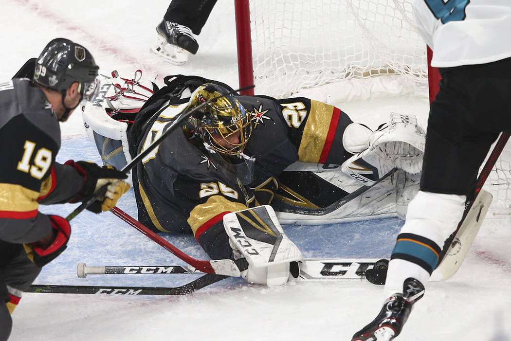 Rust Not A Factor For Knights' Fleury In Rout Of Sharks