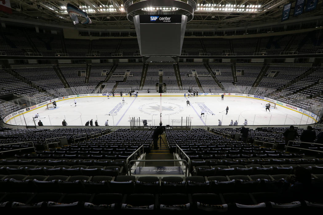 How to watch Monday's Sharks-Golden Knights playoff game   Las Vegas