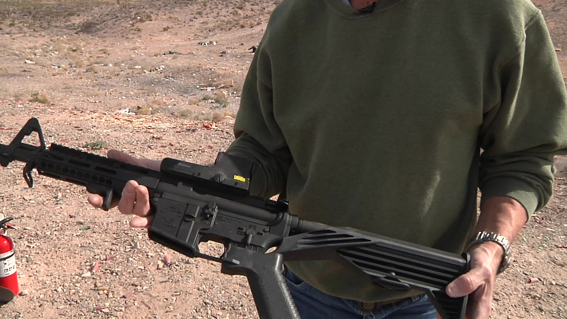 How A Bump Stock Works Video Las Vegas Review Journal