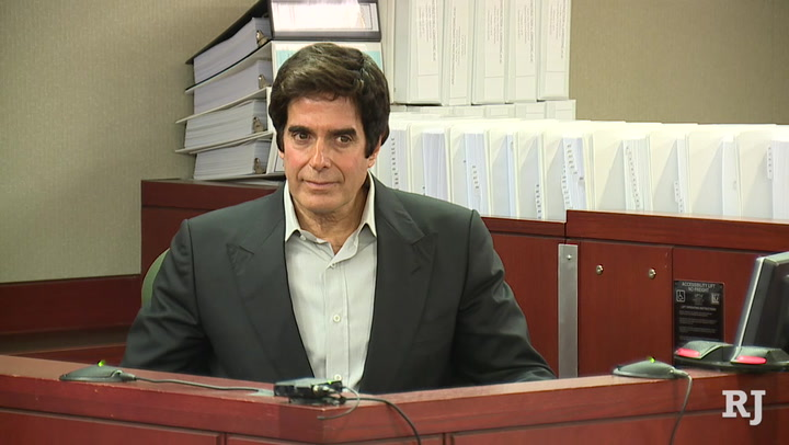 David Copperfield takes view stand in Las trial — VIDEO thumbnail
