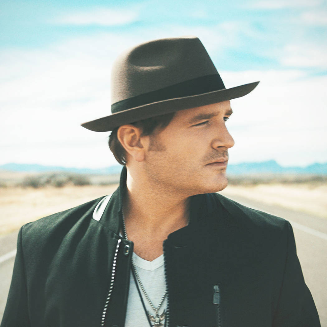Jerrod Niemann headlines this year's Country in the Park concert and festival at the Mountain's Edge. The free event is to be held May 12. (Mountain's Edge)