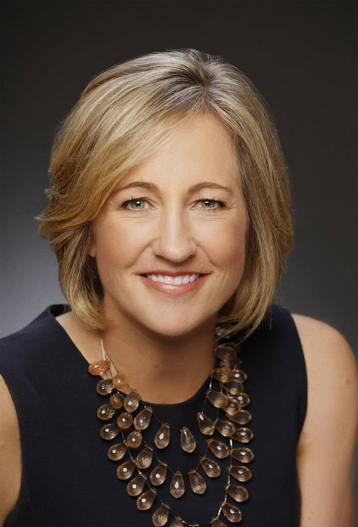 Dee Dee Myers Myers, the executive vice president for worldwide corporate communications and public affairs at Warner Bros. Entertainment, joined the board in April. (Photo Source: Merlin --PRNew ...
